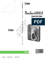 Canon A2000is