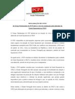 Sobre o Voto de Condenação Pela Admissão Da Guiné Equatorial Na CPLP