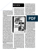 1990 Issue 2 - Book Review -  Before Jerusalem Fell