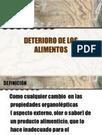 DETERIOROALIMENTARIO(alteracion)