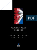 Aluminum Alloy Drill Pipe