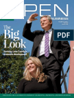 Open For Business magazine - Aug/Sept 2014 Issue