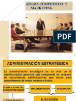 Marketing Estrategia Competitiva -364-Diapositivas