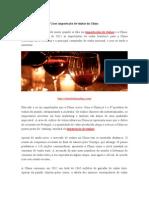 Case importacao de vinhos da China