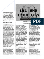 1990 Issue 5 - Law and Liberation