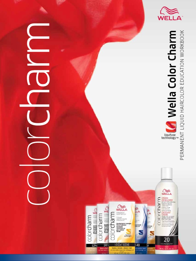 Wella color charm blond qualia nvjuhfo Image collections
