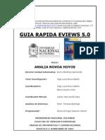 Guia Rapida Eviews 5