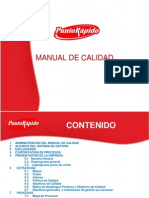 MANUAL DE CALIDAD PUNTO RAPIDO 2013.pptx