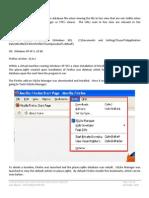 Josh Moulin - Mozilla Firefox Deleted URLs in Places.sqlite