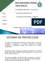 Vasquez Morales - Sistema de Proteccion