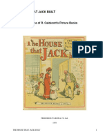 The House That Jack BuiltOne of R. Caldecott's Picture Books by Caldecott, Randolph, 1846-1886