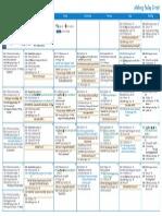 V!VA MISS 08 2014 Calendar