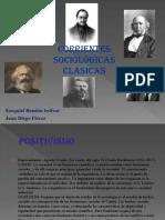 Corrientes Sociologicas1