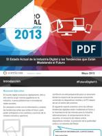 Futuro Digital Latinoamerica 2013 Informe