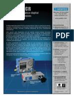 Flujometro Webtec DHCR BU SPA 2869