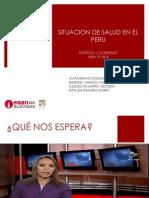 Situación de Salud en El Perú