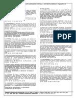 Razão,Proporção, Divisão Em Partes Proporcionais, Regra de Três