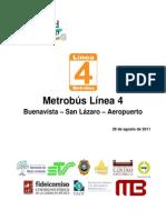 Linea 4 Metrobus