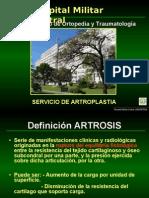 artrosis cadera y Rodilla UDH