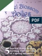 HOWB - Crochet Pastel Blossom Doilies