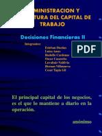 Capital de Trabajo_decisionesfinancierasii