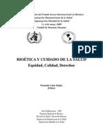 Programa Regional de Bioética_ops