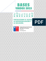 Libro Bases Fondos 2015 Investigacion