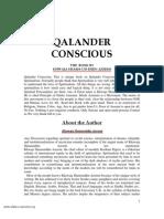 Qalandar Conscious