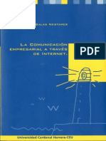 Libro 1 _ La Comunicación Empresarial a Través de Internet.desbloqueado