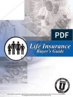 Life Insurance Buyers Guide From NAIC