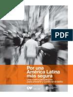 Reporte Economia Desarrollo Seguridad Control Delito