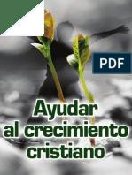 Ayudar Al Crecimiento Cristiano