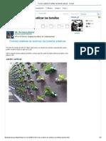 Formas Creativas de Reutilizar Las Botellas Plásticas - Taringa!