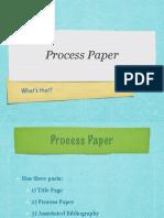 process paper lesson8