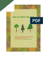 Men as Trees Walking