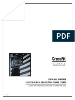 CrossFit Oly Course All