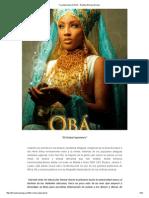 _La Experiencia Orisha_ - Revista Africana de Lujo