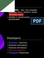 1.- Introducción a La Patología