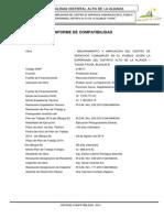 01 Informe de Compatibilidad