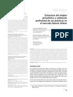Artículo Sociología Profesión Periodismo