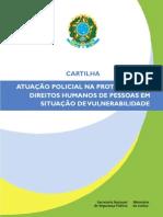 Cartilha Grupos Vulneráveis SENASP