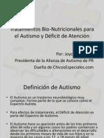 Presentacion Tratamientos Bio-nutricionales Para El Autismo y Adhd (1)