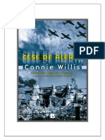 Cese de Alerta Connie Willis