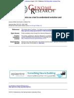 Genome Res. 2013 Alföldi 1063 8