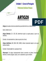UNIDADE 1 - ARTIGOS