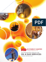 KS Energy Limited Annual Report 2013