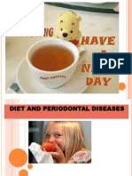 Diet and Periodontal Diseases