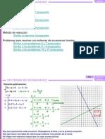 Repaso Sistema de Ecuaciones