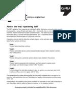 MET SpeakingPromptSample 01