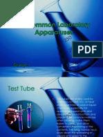 40 Common Laboratory Apparatuses
